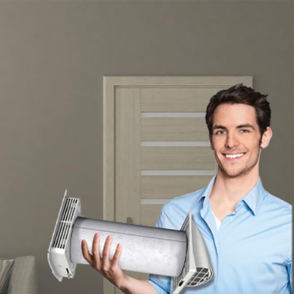Friss levegős hőcserélő: energiatakarékos szellőztetés