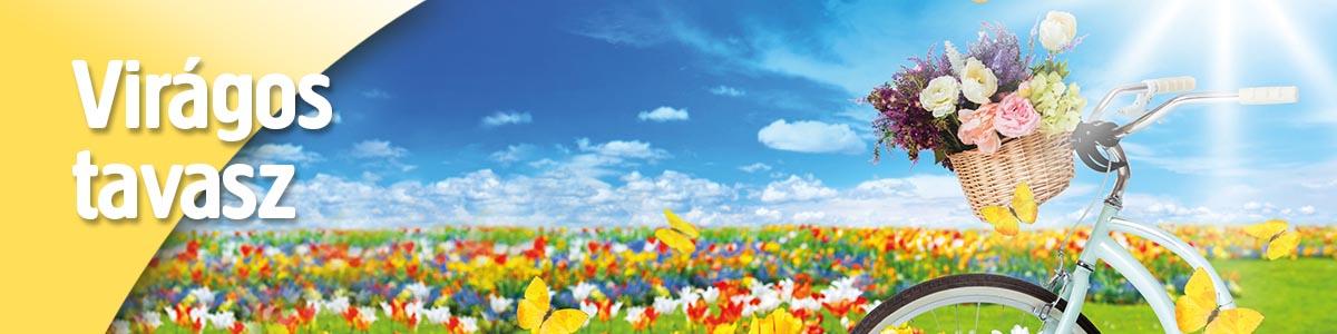 Virágos tavasz
